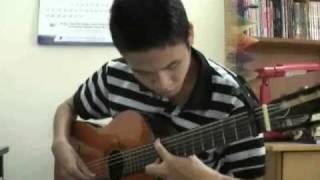 Niệm khúc cuối - Classical & tremolo guitar