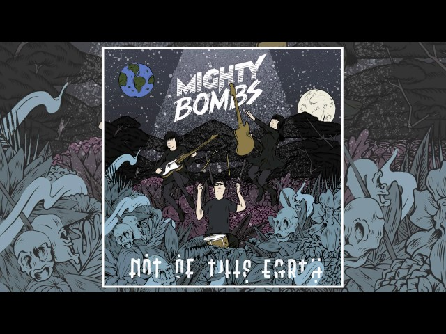 Mighty Bombs - 'Run And Go' (audio)