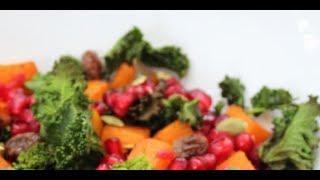 Kale Salad - The Most Delicious Kale Salad Recipe - Kale Salad