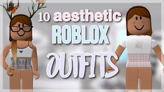 10 ästhetische Roblox Outfits II Roblox II PixelCloud