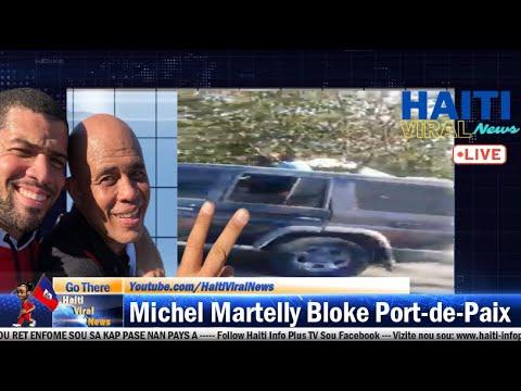 Port-de-Paix, Haiti Kanaval 2021: Michel Martelly Bloke Port