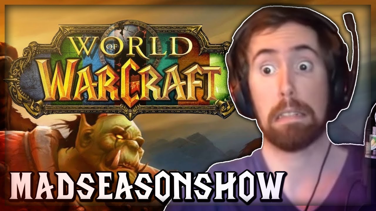 Watch Asmongold Reacts to