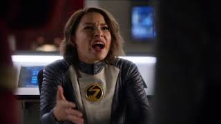 Flash Season 5 Episode 5 opening scene Barry Iris and Norra have argument!!