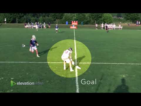 Billy Curtis 2017 Lacrosse Highlights