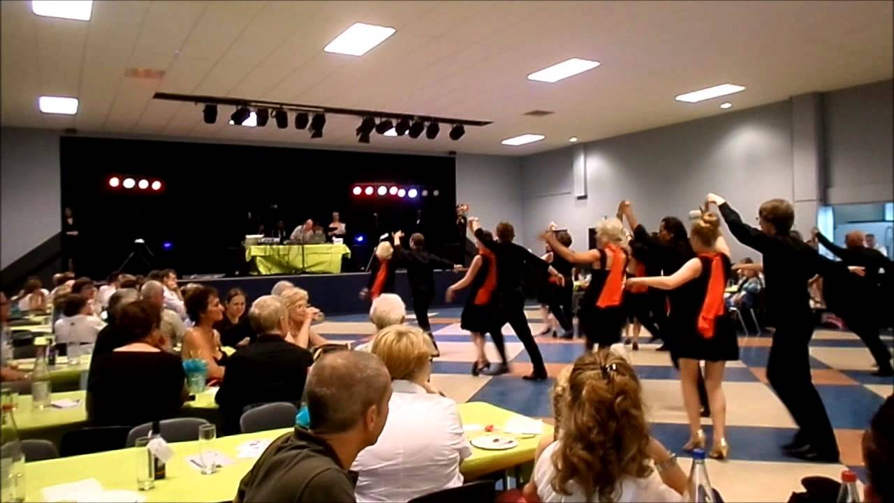 Th dansant swing and sway 2014 danse de salon youtube for Youtube danse de salon