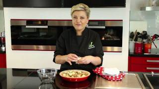 Fruit Bytes With Rozanne Stevens - Roasted Pears & Parsnips With Blue Cheese & Walnuts