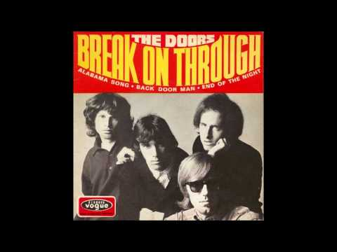 The Doors - Break On Through (HQ) (Lyrics) (Uncensored)