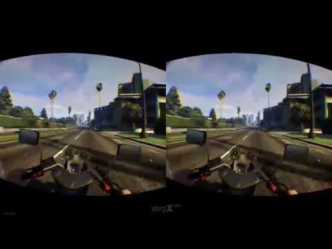 GTA 5 VR OCULUS RIFT DK2 MULTIPLAYER PART 2