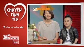 Chuyện Tình Yêu: Cặp đôi tí hon và chân dài Xuân Tiến - Thanh Thảo (Phần 2)