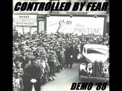 Controlled By Fear - Demo 1988