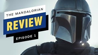 The Mandalorian TV Review