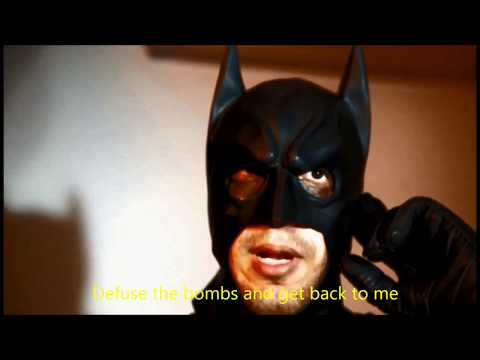 The Batman Wedding (Youssef & Nermine) Egypt