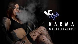 VC Girls Model Feature - Karma