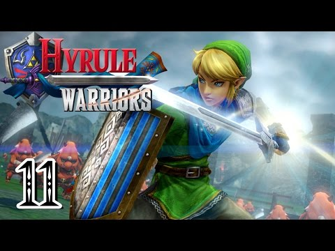 Let's Play: Hyrule Warriors Part 11: Ghost Protectors