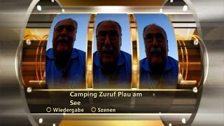 Campingpark Zuruf in Plau am See