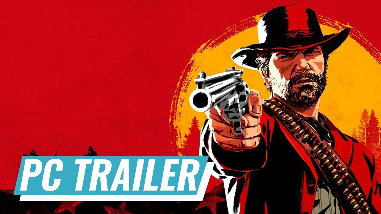 Red Dead Redemption 2 Pc Trailer 4k 60 Fps