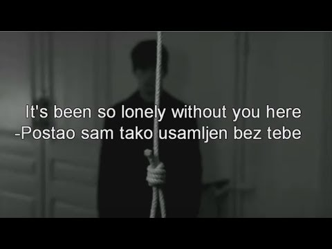 Its been so lonely without you here lyrics