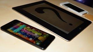 Highscreen Alpha Ice [Копия прототипа будущего iPhone 7]