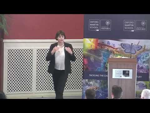 """How population change will transform our world"" with Prof Sarah Harper"