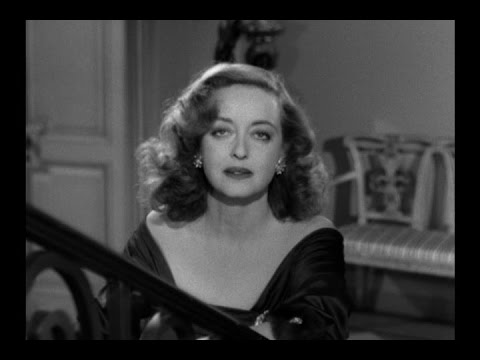 Bette Davis  Busy Little Bees from All About Eve 1950