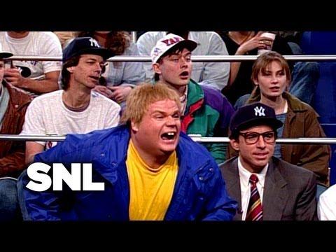 Yankee Stadium Opening Day - Saturday Night Live