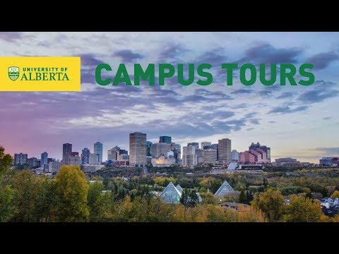 University of Alberta Campus Tours