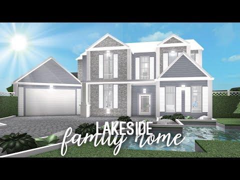 Lakeside Family Mansion Bloxburg