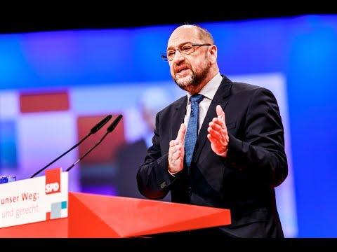 Rede von Martin Schulz, 7.12.2017