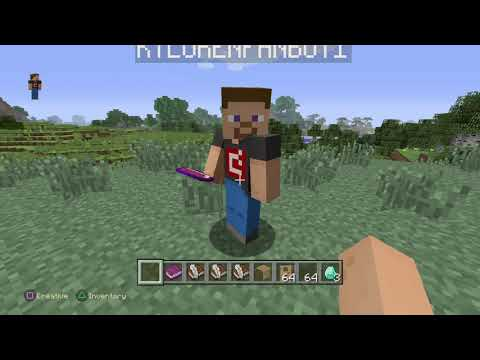 THE BEST STORY EVER!!!!![Minecraft: PlayStation®4 Edition]