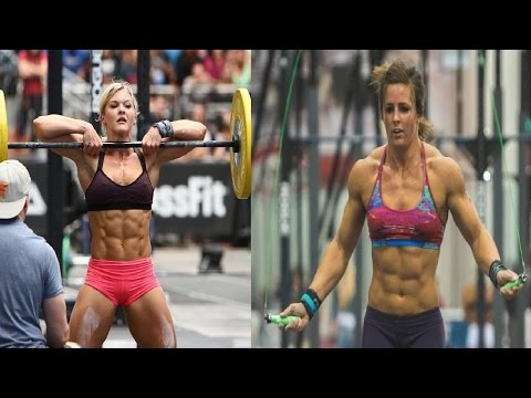 Female Crossfit Motivation 2016 - Pump Yourself Up