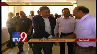 Ajeya Kallam appointed as new AP CS TV9