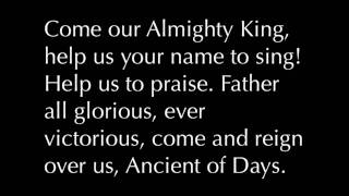 HYMNOVISION: Come Thou Almighty King (Come Our Almighty King)