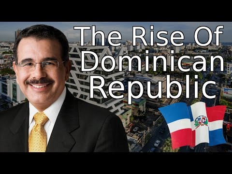 The Rise Of The Dominican Republic