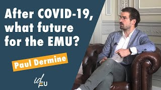"""""""After the COVID-19 pandemic, what future for the EMU?"""" - Paul Dermine by idEU"""