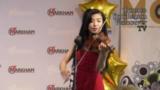 Angel Wang Violin, 20170321