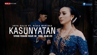 Arya Galih ft. Risca Moriska - Kasunyatan - Official Music Video