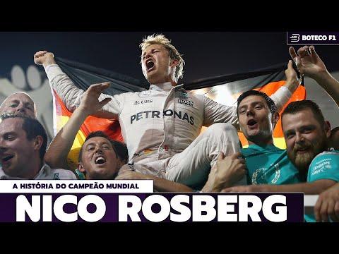 A História de NICO ROSBERG