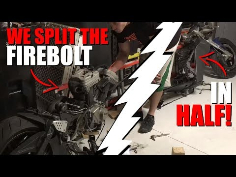 Project Bike - Buell XB12R - Part 2 - The Breakdown