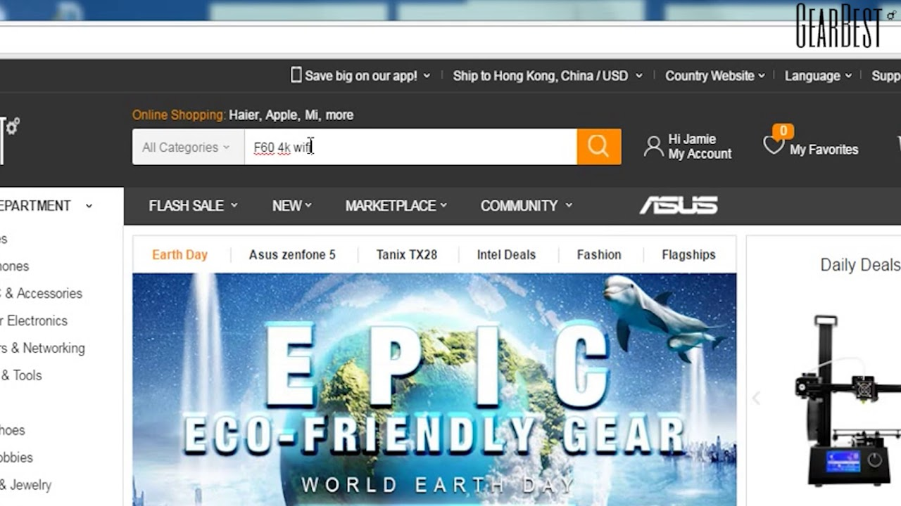 How to Shop and Use Coupons at GearBest