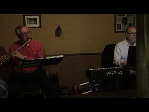 "Bill McBirnie & Bernie Senensky perform ""Estate"" @ Mezzetta Restaurant & Tapas Bar  Feb 23/17"