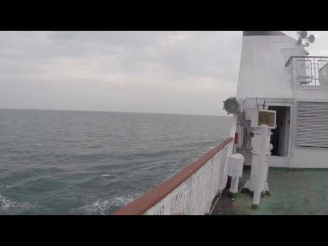 The Ferry Across The Caspian Sea