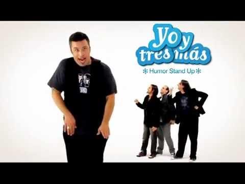 Yo y tres más - Humor Stand Up / Diego Gonzalez