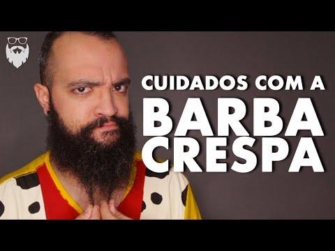 #19 - CUIDADOS COM A BARBA CRESPA