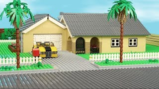Download Lego House MOC (Speed Build)