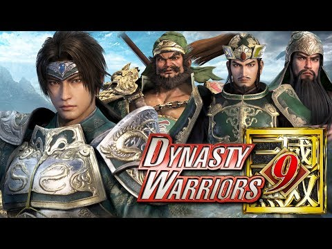 THE DRAGON RISES!!! Zhao Yun's Story {Dynasty Warriors 9}