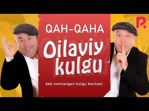 Qahqaha - Oilaviy kulgu nomli konsert dasturi 2020 #UydaQoling