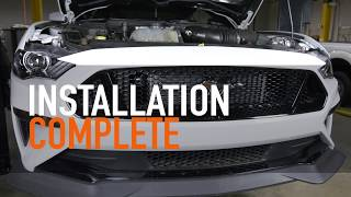 homepage tile video photo for 2018+ Ford Mustang GT Oil Cooler Kit Installation Guide by Mishitmoto