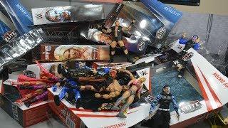 MASSIVE WWE FIGURE UNBOXING!