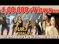 Burj Khalifa | Laxmmi Bomb | Intermediate Level Fitness Dance | Akshay Jain Choreography | DGM