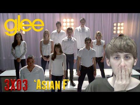 Glee Season 3 Episode 3 - 'Asian F' Reaction